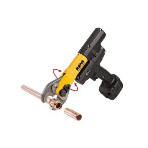 Mini-press t/vandrør Rems ACC 14,4V
