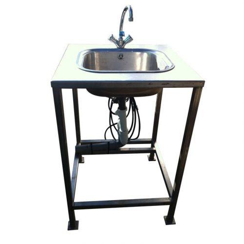 Håndvask - tilkobles vand/strøm
